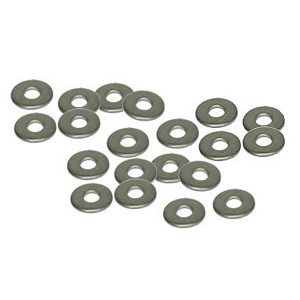 Sloting Plus Washers M2.5x6mm SP150060