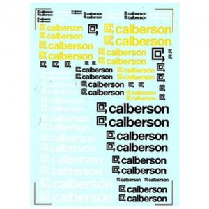 DMC Calberson Decal Sheet SP-065