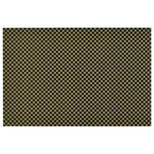 DMC Gold and Black Chequered Decal Sheet SP-085a
