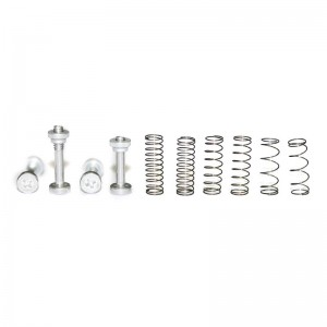 Sloting Plus Complete Suspension Kit Standard Aluminium