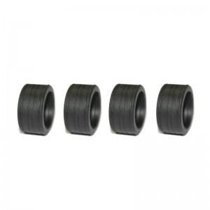 Sloting Plus SR4 Slick Radial Tyres 19x9mm