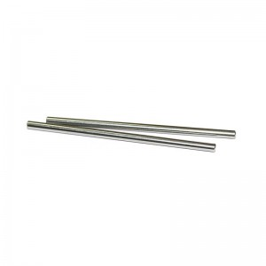 Sloting Plus Stainless Steel Axle 52.5mm 3/32