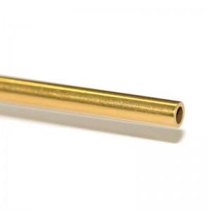 Sloting Plus Titanium Hollow Axle 52.5mm 3/32