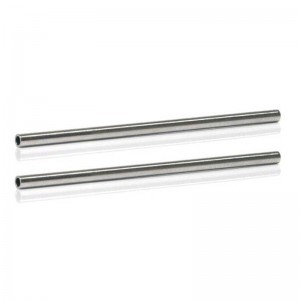 Sloting Plus Stainless Steel Hollow Axle 55mm NSR