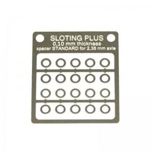 Sloting Plus Spacer 0.10mm Standard 3/32