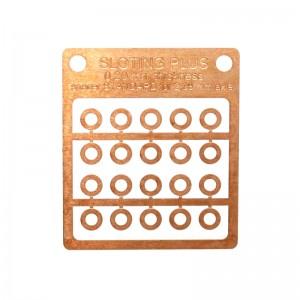 Sloting Plus Spacer 0.20mm Standard Bronze 3/32