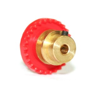 Sloting Plus Gear 26t Inline Bronze