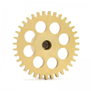 Sloting Plus Gear 35t Sidewinder 17.5mm