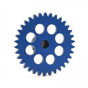 Sloting Plus Gear 34t Sidewinder 19mm