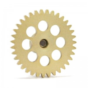 Sloting Plus Gear 35t Sidewinder 19mm