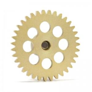 Sloting Plus Gear 35t Sidewinder 19mm
