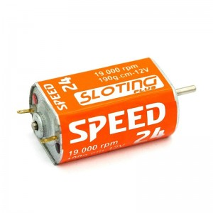 Sloting Plus Motor Speed-24 19.000rpm