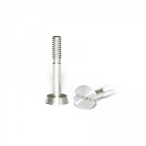 Sloting Plus Special Aluminium Suspension Screws