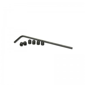 Sloting Plus Allen Key 1.3mm & Screws M2.5x3mm