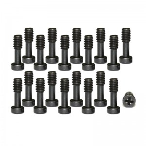 Sloting Plus Body Screws 7.5mm for 1/32 Carrera