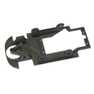Sloting Plus 3D printed Chassis to fit Ninco Seat Leon
