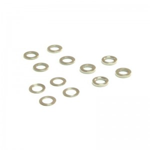 SRP Axle Spacers 3/32 Assortment 0.12-0.62mm