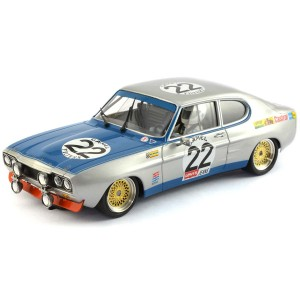 SRC Ford Capri 2600 RS No.22 Spa 24h 1971