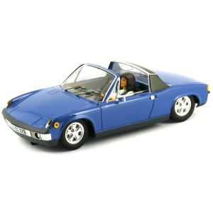 SRC Porsche 914/6 Street Version Adriatic Blue