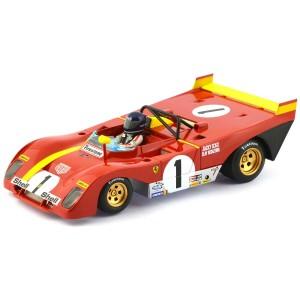 SRC Ferrari 312PB Coda Lunga Monza 1000Km 1972