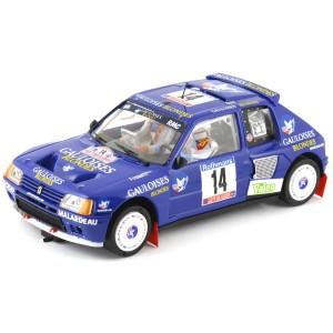 SRC Peugeot 205 T16 Gauloises No.14