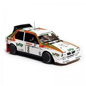 SRC Lancia Delta S4 Gr.B No.8 Totip San Remo 1986