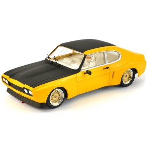 SRC Ford Capri 2600 LV Chrono Series Yellow