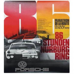 SRC Porsche 914/6 Marathon de la Route 1970 3 Car Set