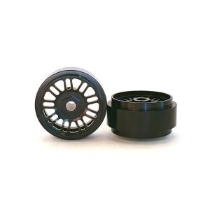 Staffs Aluminium Wheels BBS Black 16.9x8.5mm