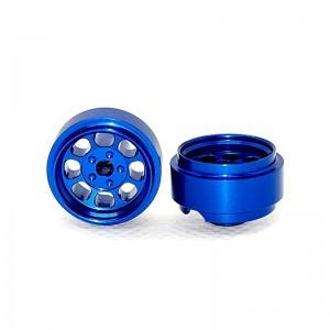 Staffs Aluminium Wheels Classic Blue 15.8x8.5mm