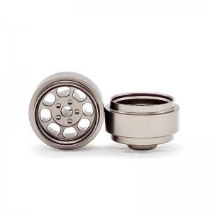 Staffs Aluminium Wheels Classic Grey 15.8x8.5mm