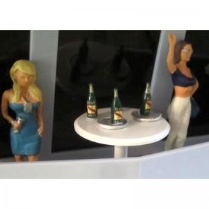 Slot Track Scenics Champagne Set