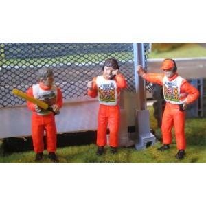 Slot Track Scenics Marshals Pack A