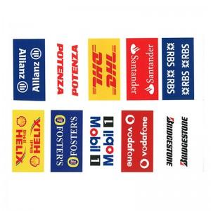 Slot Track Scenics 10 Small Logos