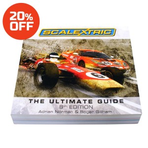 Scalextric The Ultimate Guide 8th Edition Book