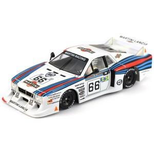 Racer Sideways Lancia Beta Montecarlo Martini No.66 Le Mans 1981