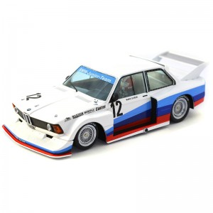 Racer Sideways BMW 320 GR.5 BMW Junior Team DRM 1977 No.12