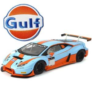 Racer Sideways Lamborghini Huracan GT3 Gulf