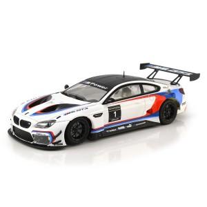Racer Sideways BMW M6 GT3 Presentation
