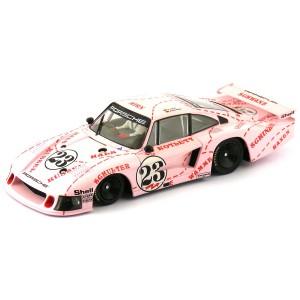 Racer Sideways Porsche 935/78 No.23 Pink Pig