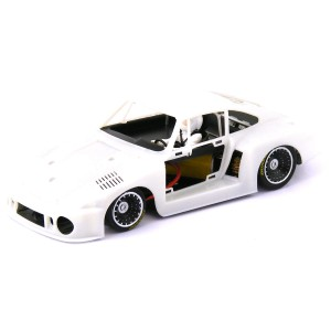 Racer Sideways Porsche 935/77a White Kit