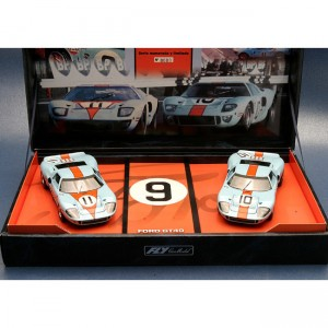 Fly Ford GT40 Le Mans 1968 Team Set 2 TEAM05-96016