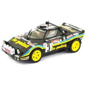 Team Slot Lancia Stratos No.3 Le Point