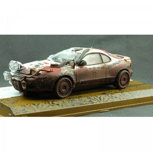 Team Slot Toyota Celica GT4 Mud Effect