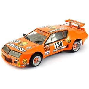 Team Slot Renault Alpine A310 Jagermeister