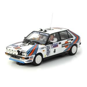 Team Slot Lancia Delta HF No.4 Martini