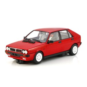 Team Slot Lancia Delta HF Road Car Red