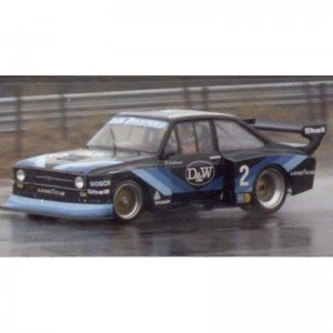 Team Slot Ford Escort MKII Zakspeed D+W