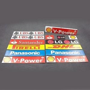Team Slot Scenic Stickers America