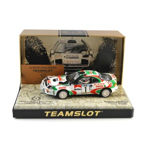 Team Slot Toyota Celica GT4 ST-185 Safari Rally 1993 Winner